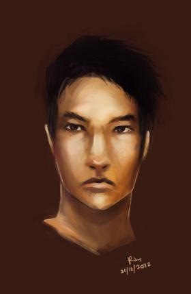 Asian Dude!