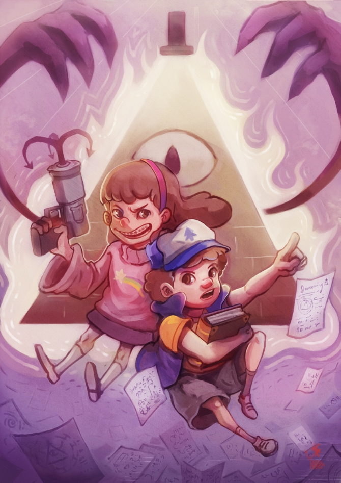 mable and dipper