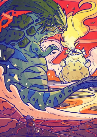 monster fight-sm
